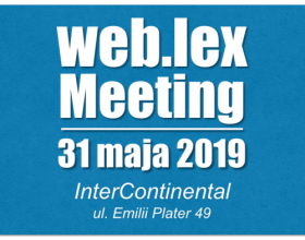 web.lex Meeting 2019